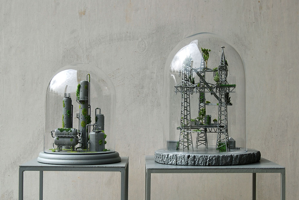 Plant Regeneration Model #2 and Community Garden Model